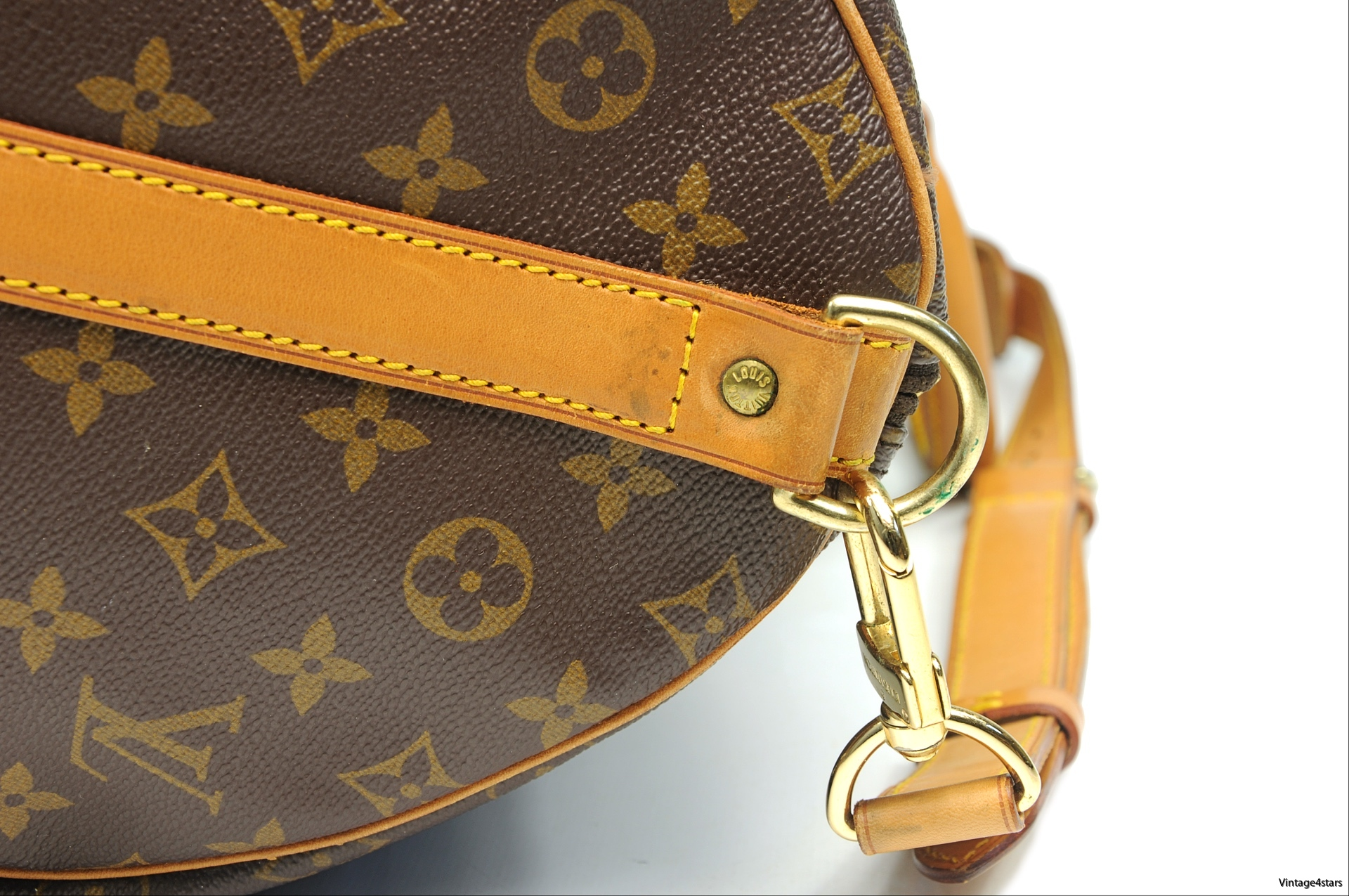 Louis Vuitton Keepall 55 Band 5a