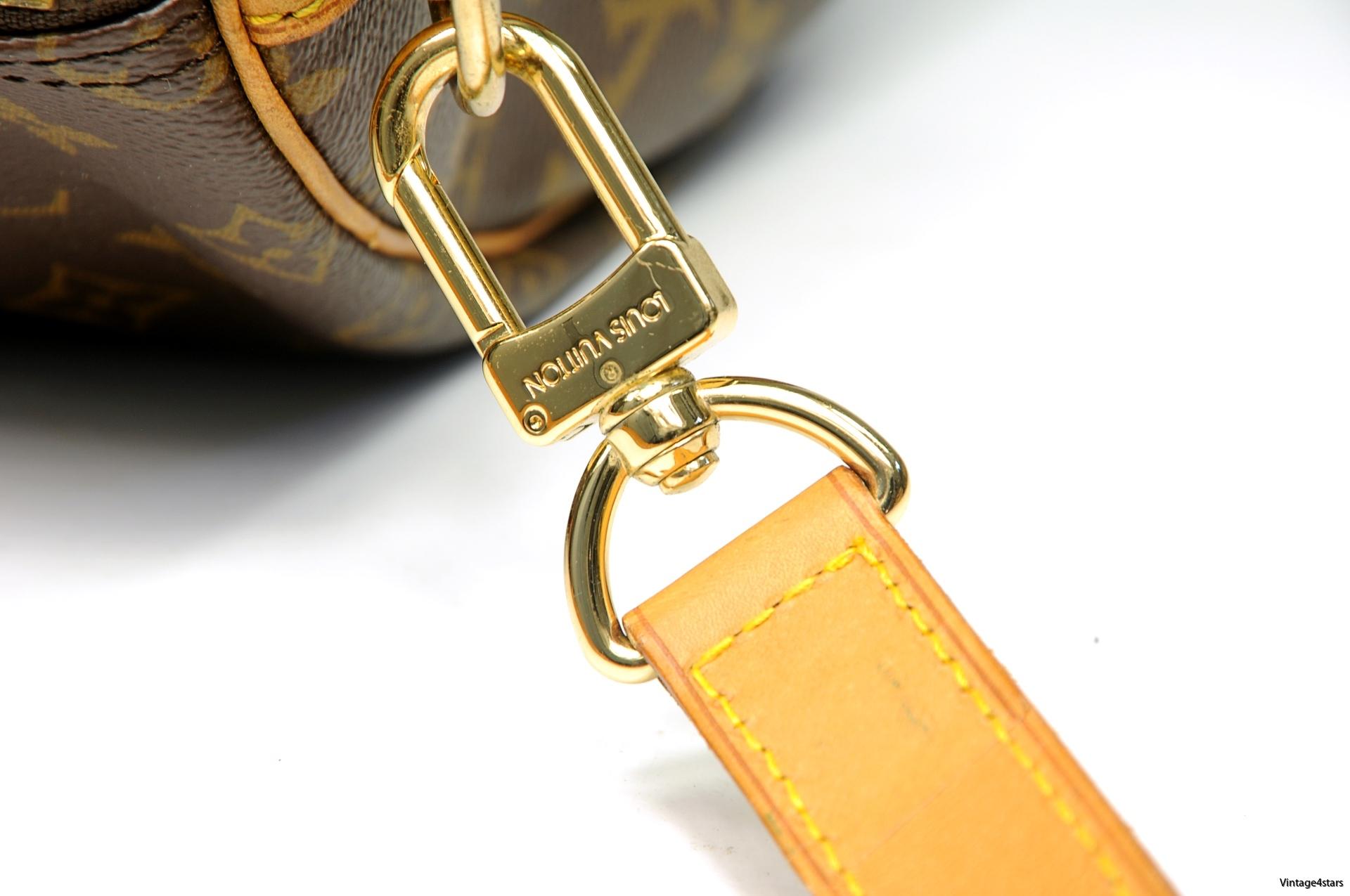 Louis Vuitton Keepall 55 Band 7a