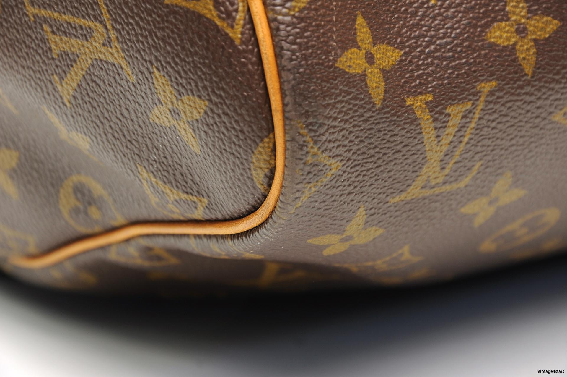 Louis Vuitton Keepall 55 Band 10a