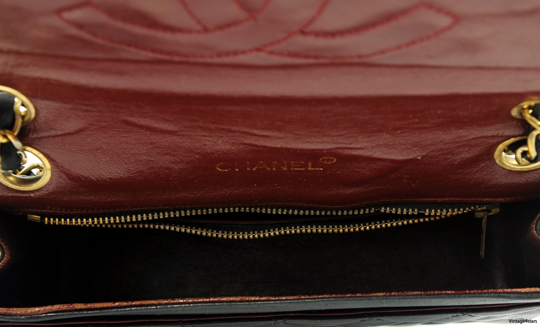 CHANEL FULL FLAP 17