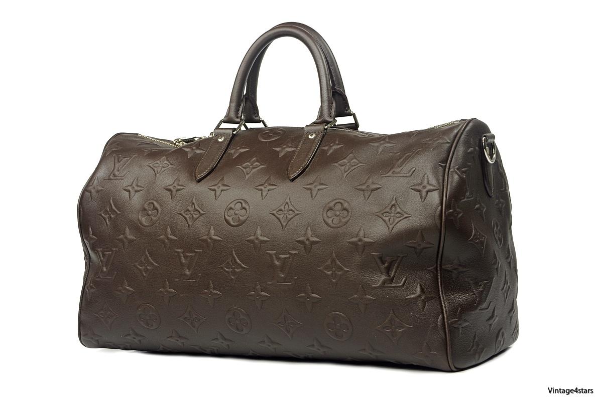 Louis Vuitton Keepall Edun 1