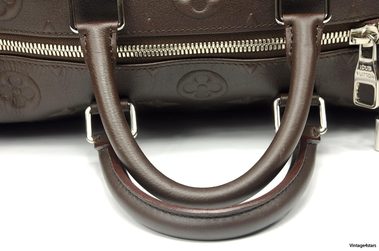Louis Vuitton Keepall Edun 6