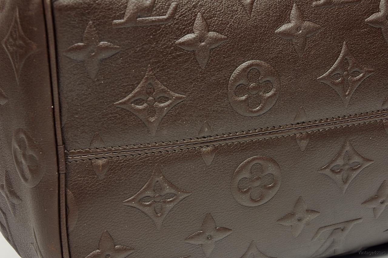 Louis Vuitton Keepall Edun 2