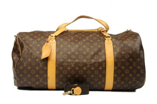Louis Vuitton Sac Polochon 70 Monogram - Louis Vuitton Sac Polochon 70 Monogram
