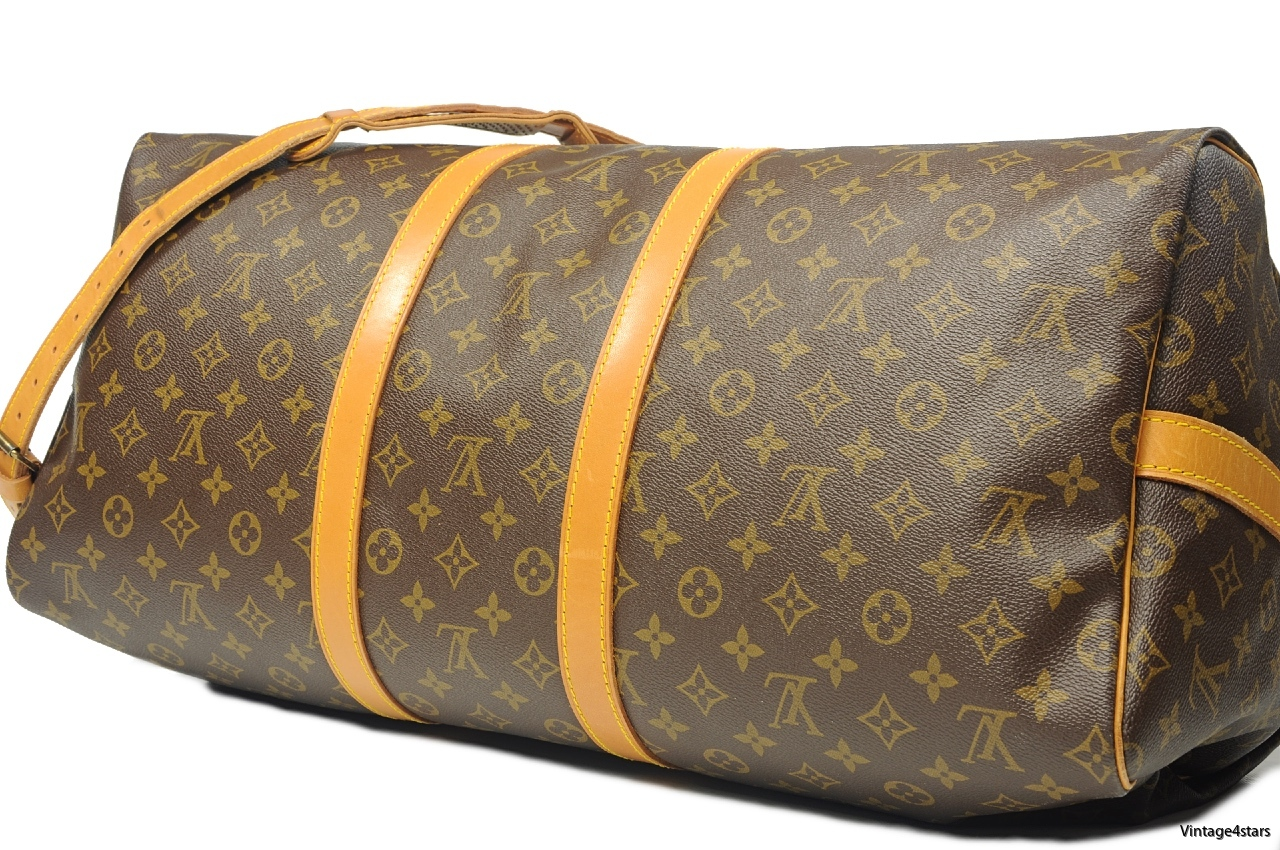 LOUIS VUITTON KEEPALL 55 7