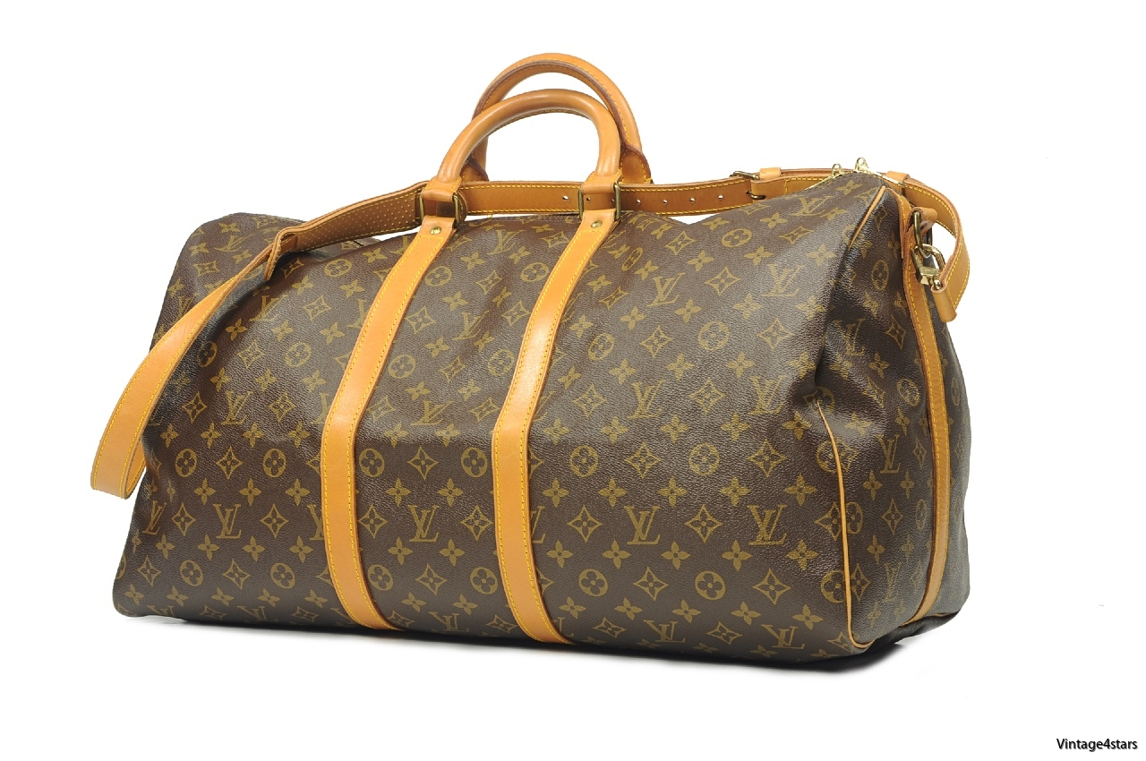 LOUIS VUITTON KEEPALL 55 5
