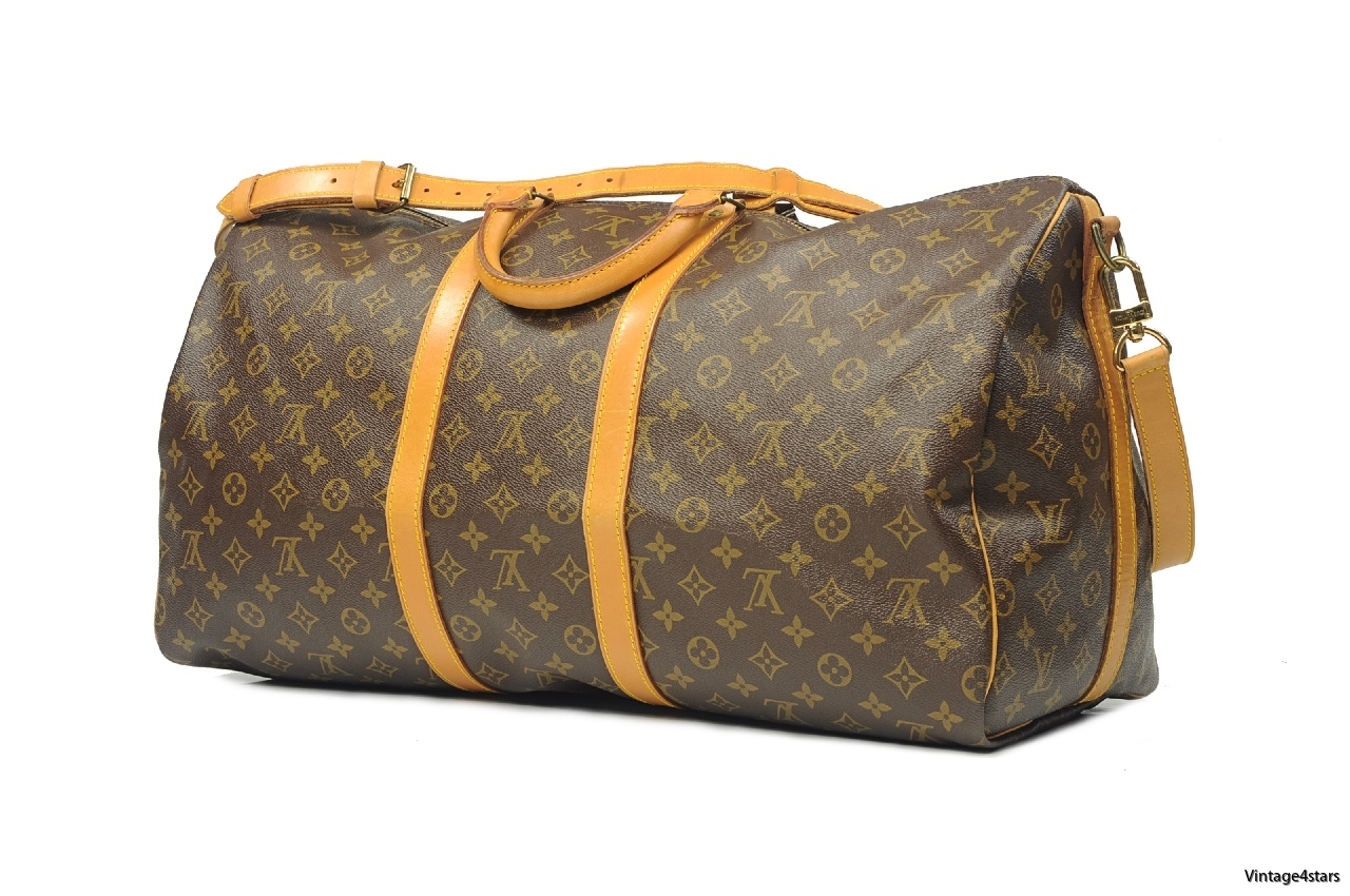 LOUIS VUITTON KEEPALL 55 4