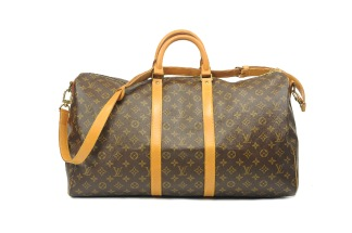 Louis Vuitton Keepall 55 Bandoulièrex - Louis Vuitton Keepall 55 Bandoulière