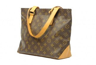 Louis Vuitton Cabas Piano Monogram - Louis Vuitton Cabas Piano Monogram