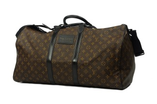 Louis Vuitton Keepall 55 Waterproof