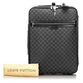 Louis Vuitton Pégase 55 Damier Graphite