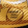 HERMÈS EPERON D'OR SILK BLACK
