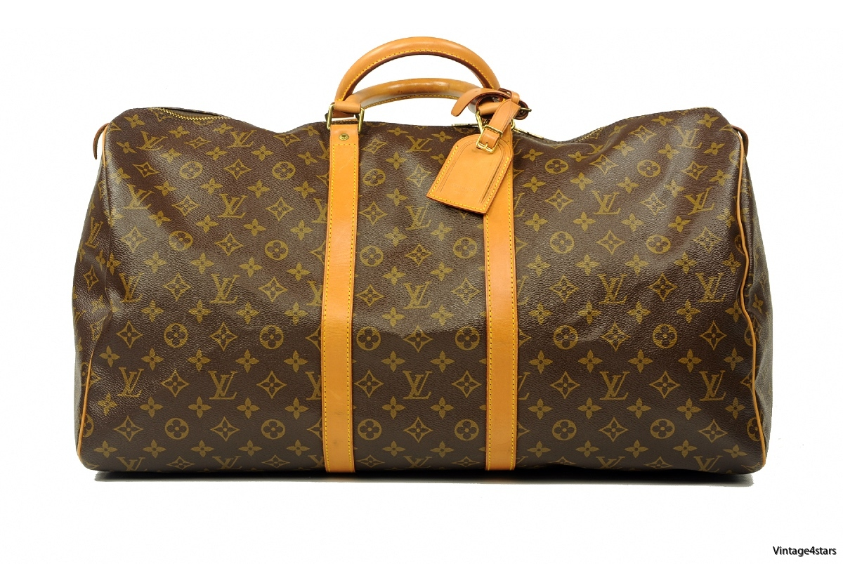 LOUIS VUITTON KEEPALL 55 1-2