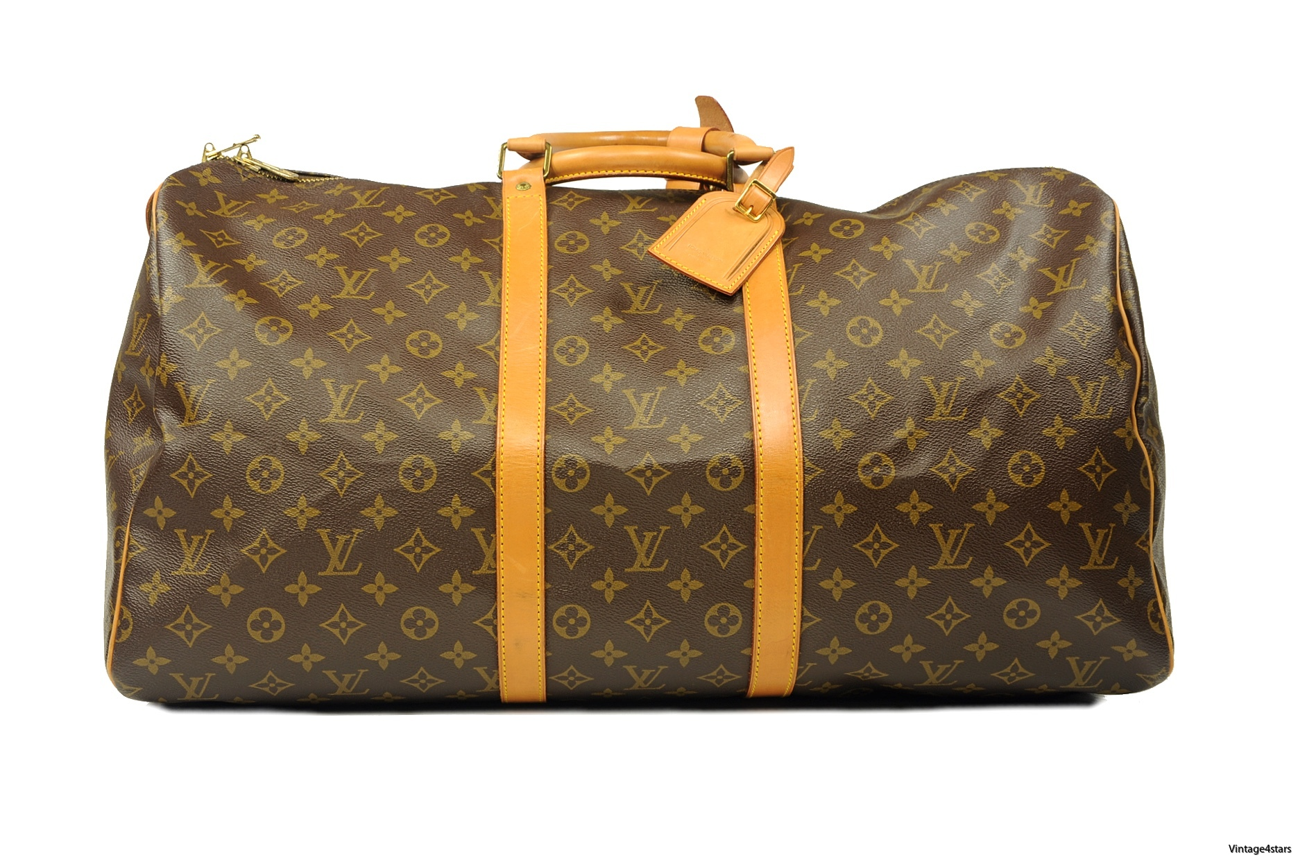 LOUIS VUITTON KEEPALL 55 10-2