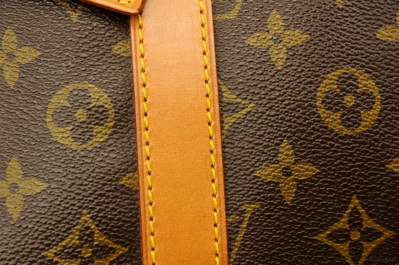 LOUIS VUITTON KEEPALL 55 3-2