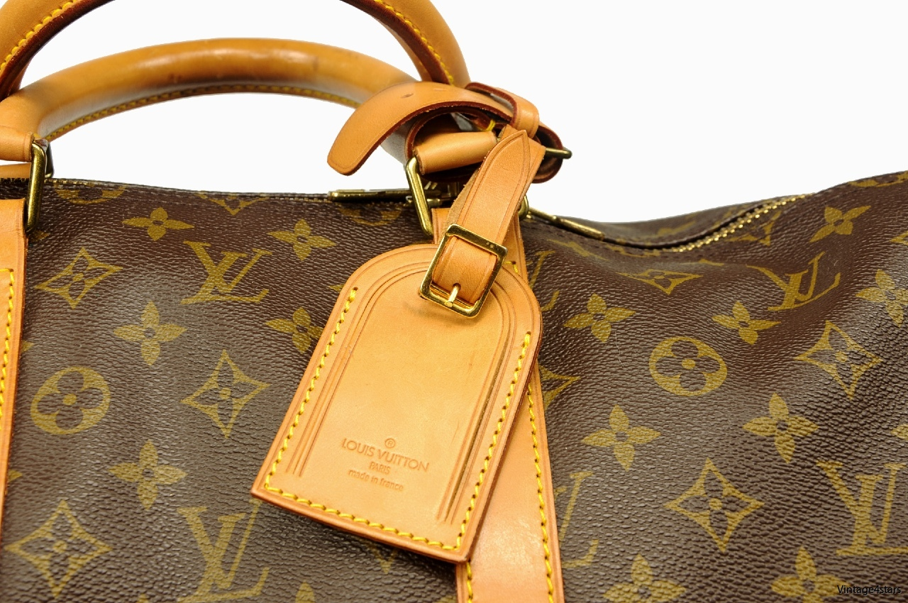 LOUIS VUITTON KEEPALL 55 2-2
