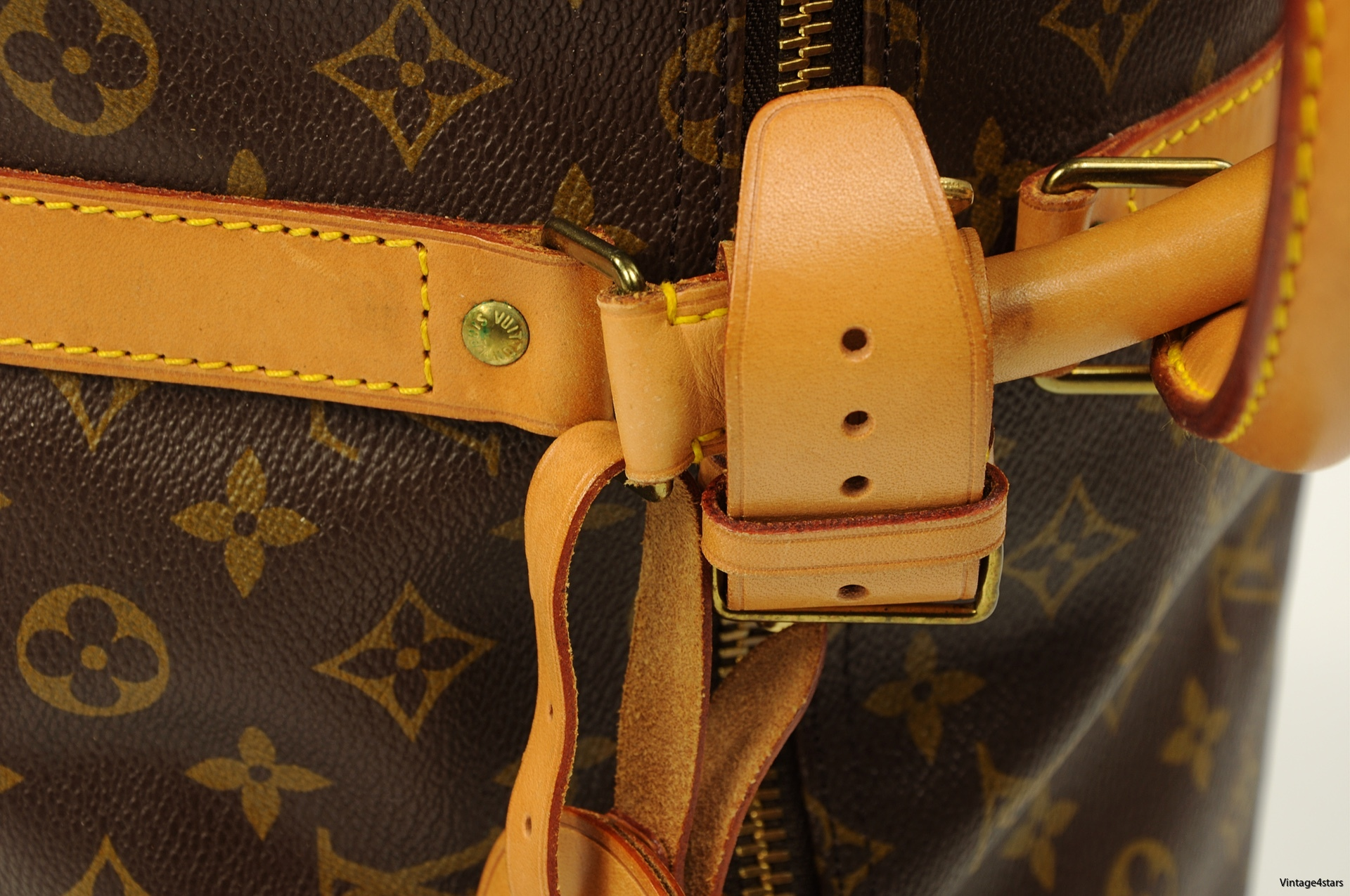 LOUIS VUITTON KEEPALL 55 5-2