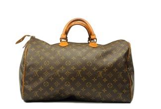 Louis Vuitton Speedy 40 Monogram