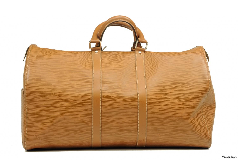 Louis Vuitton Keepall 45 Epi 1