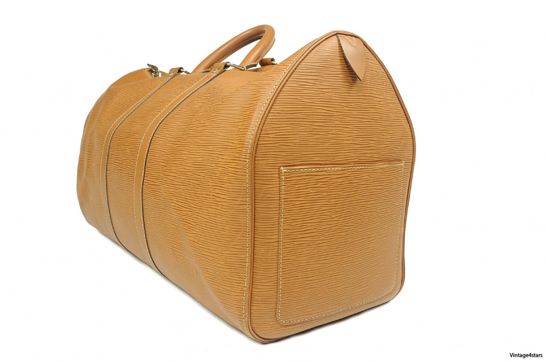 Louis Vuitton Keepall 45 Epi 6