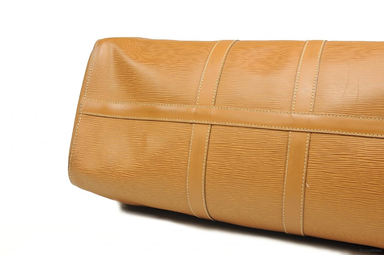 Louis Vuitton Keepall 45 Epi 5
