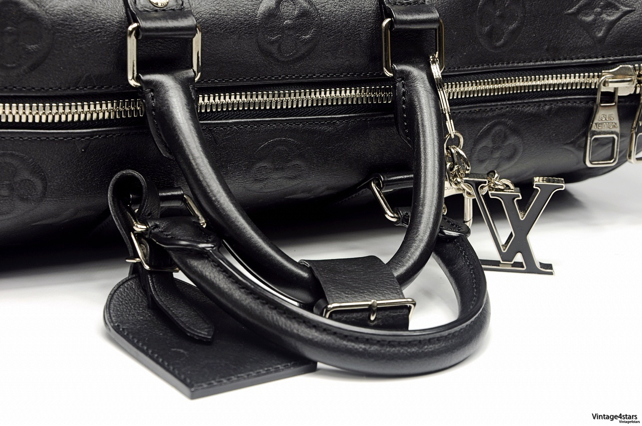 Louis Vuitton Keepall 45 Revelation Edun 3x