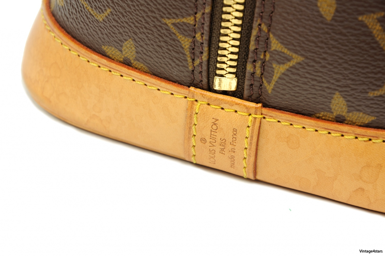 Louis Vuitton Alma PM 3
