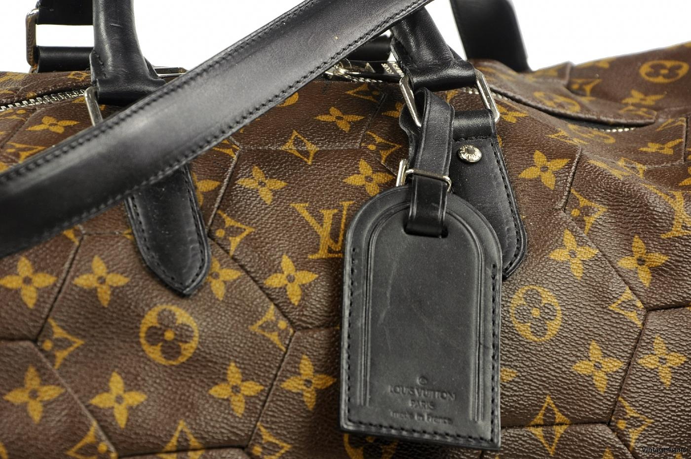 Louis Vuitton Keepall Hexagone 3