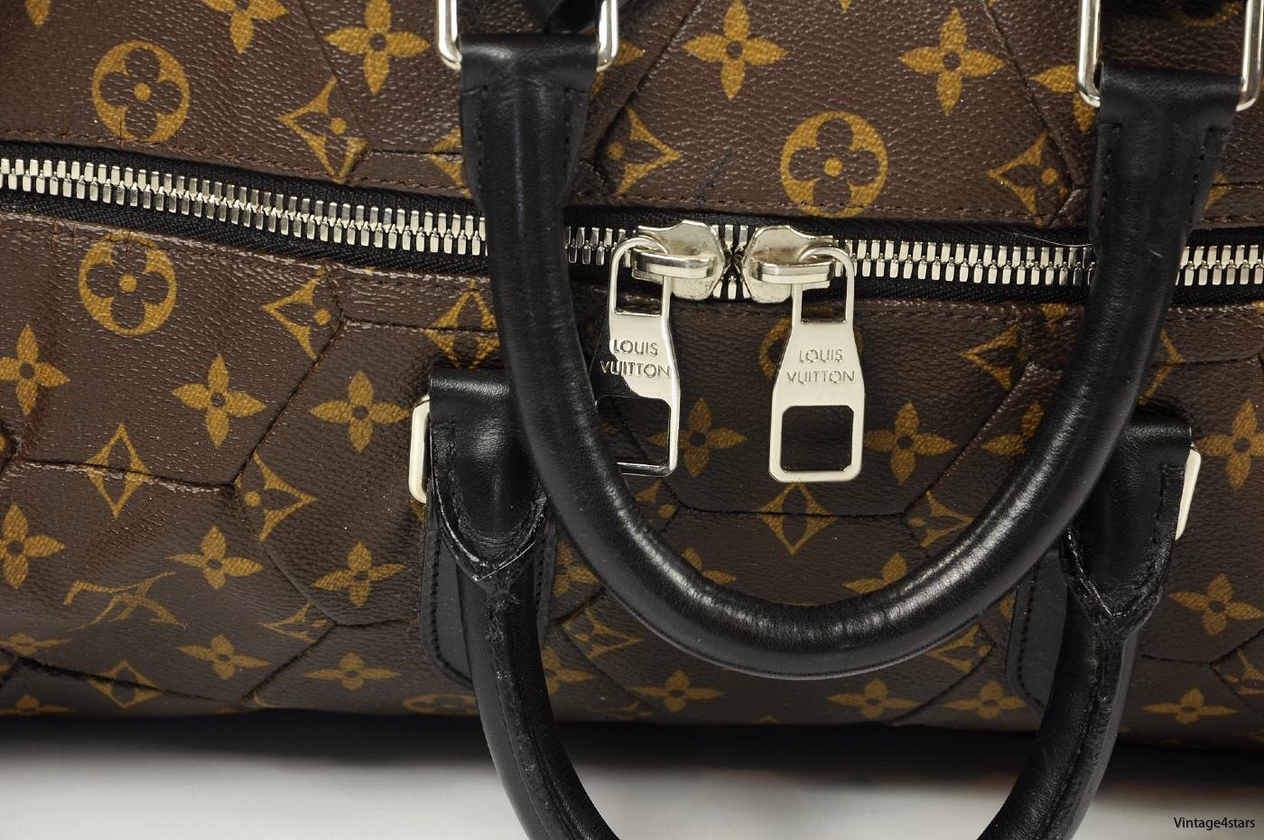 Louis Vuitton Keepall Hexagone 4