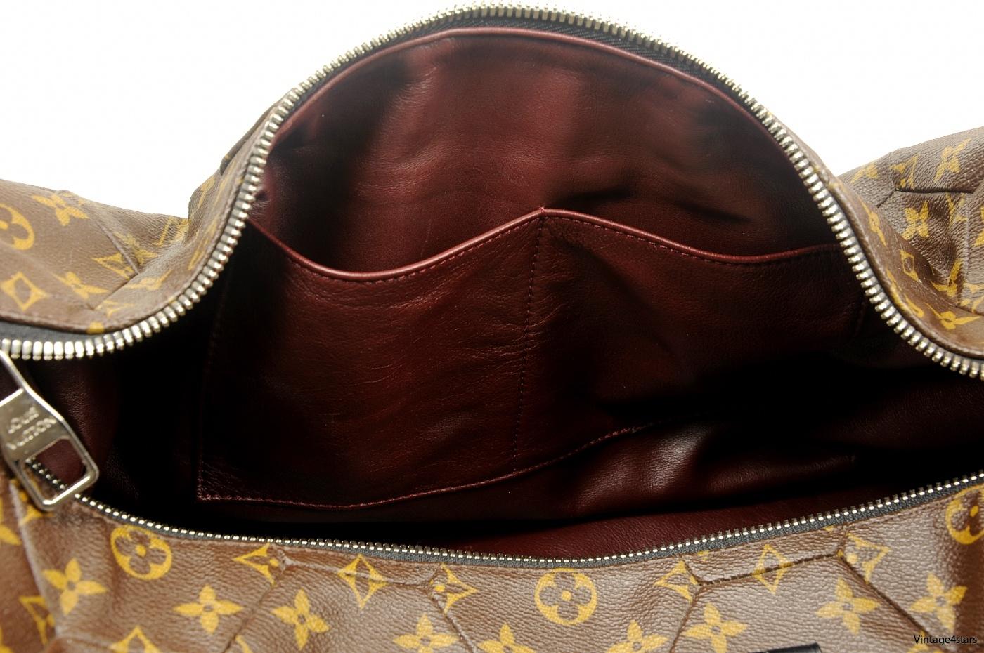 Louis Vuitton Keepall Hexagone 10