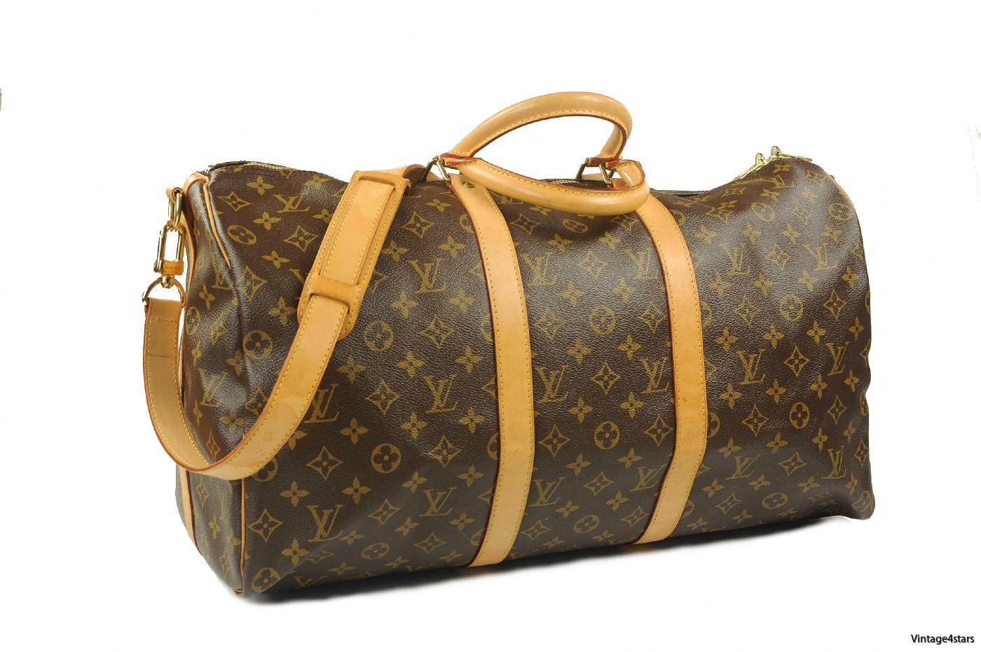 Louis Vuitton Keepall 50 2-3