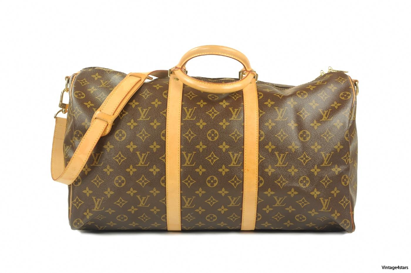 Louis Vuitton Keepall 50 1-3