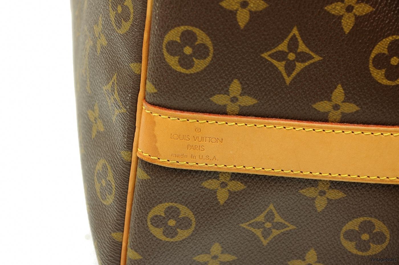 Louis Vuitton Keepall 50 3-3