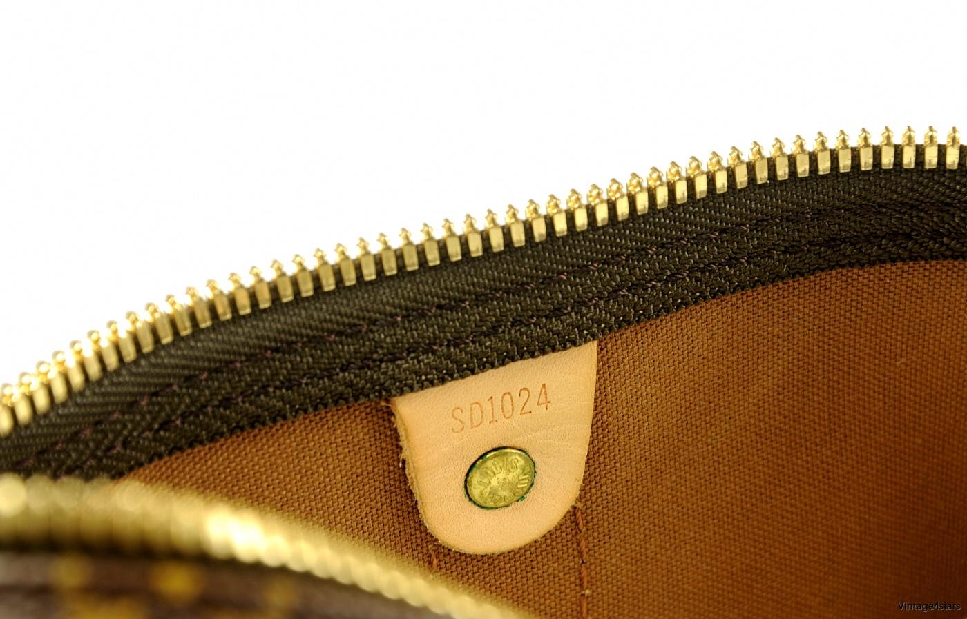 Louis Vuitton Keepall 50 8-2