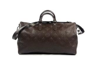 Louis Vuitton Keepall 45 Edun