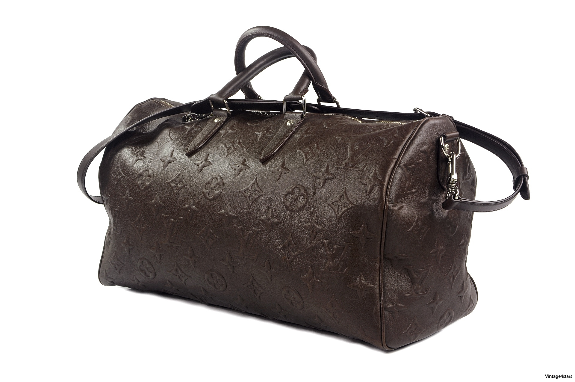 Louis Vuitton Keepall Edun 1-2