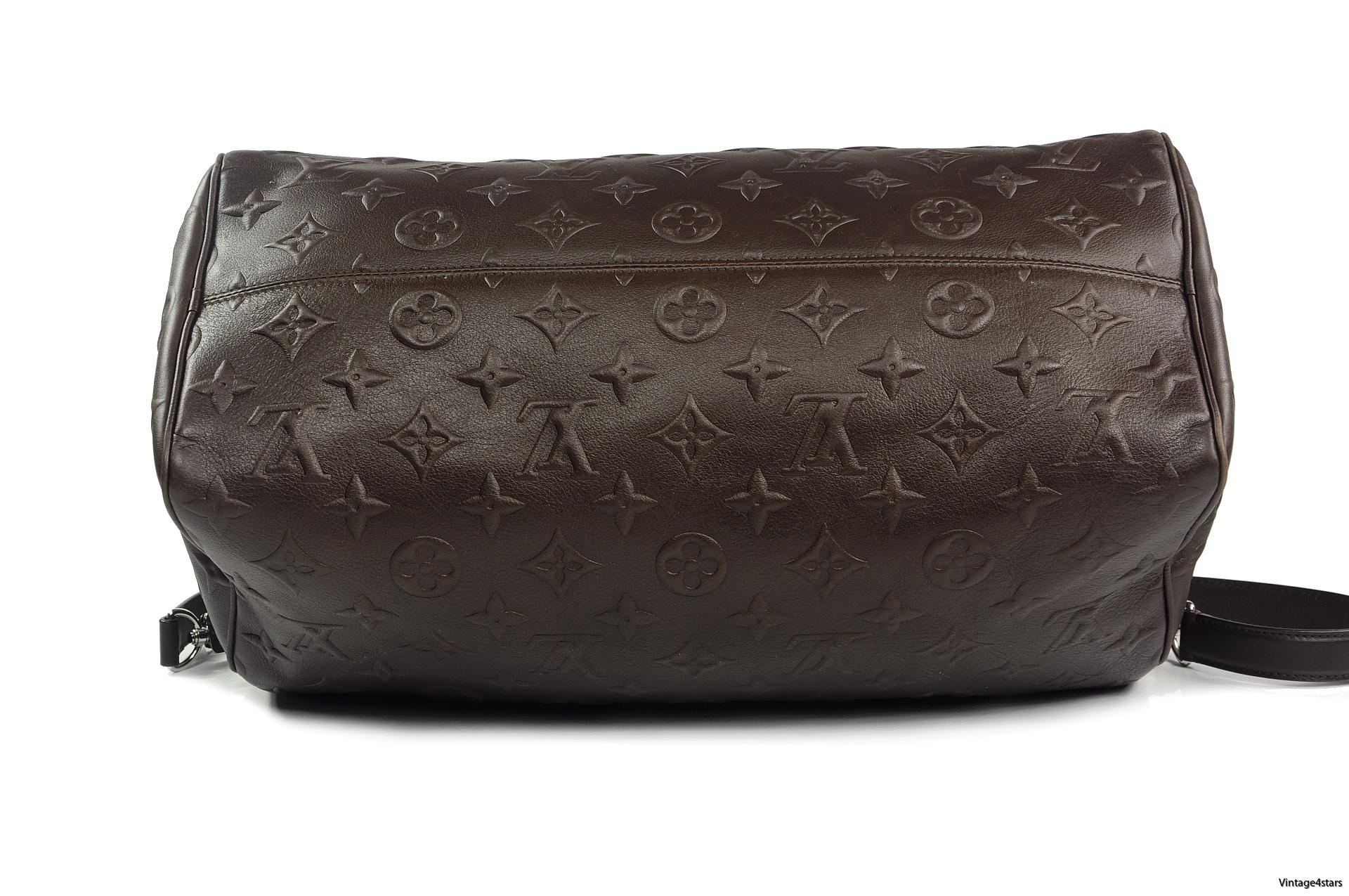 Louis Vuitton Keepall Edun 5-2
