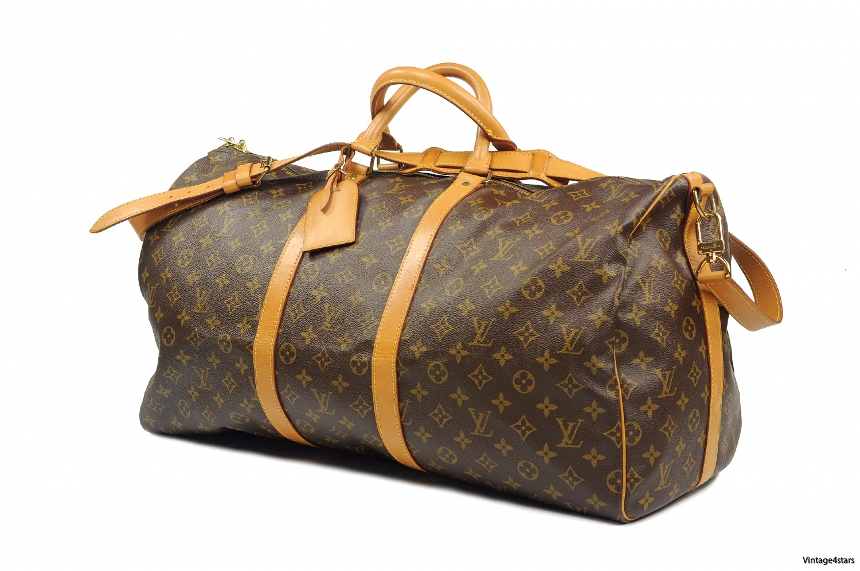 Louis Vuitton Keepall 55 Monogram 2