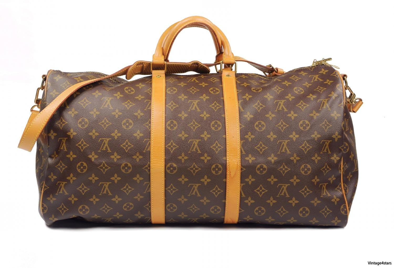 Louis Vuitton Keepall 55 Monogram 3