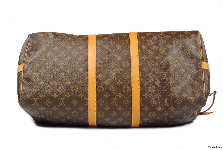 Louis Vuitton Keepall 55 Monogram 4