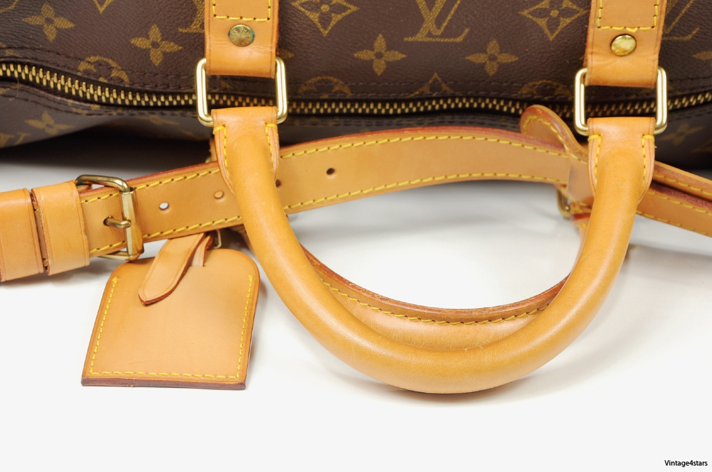Louis Vuitton Keepall 55 Monogram 8