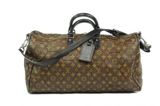 Louis Vuitton Keepall Hexagone