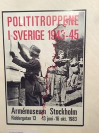 Utställningen på Armémuseet var den första större publika utställningen om polissoldaterna i Sverige. Den blev starten på ett ökat intresse kring den gemensamma aktionen i den svensk-norska krigshistorien.