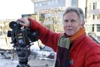"Dokumentärfilmaren Steinar Hybertsen som har gjort filmen ""Polititropene"" 2015."