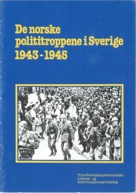 Skriften De norske polititroppene i Sverige 1943-1945 utgavs 1983 och är på 32 sidor.