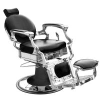 Barber Chair Jesse James schwarz oder rot
