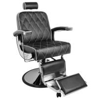 Barber Chair BRAD schwarz oder braun