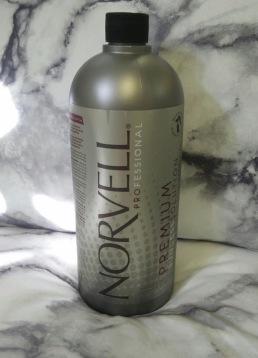 Norvell spraytan vätska - Dubbeldark - 1 Liter