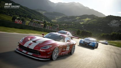 GT6 matchmaking