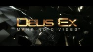 Deus Ex: Mankind Divided. 23/8/2016